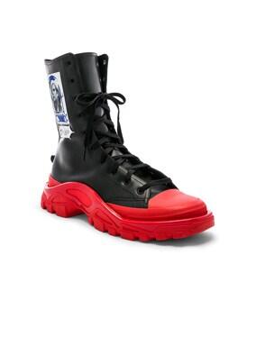 Detroit Hi-Top Sneaker