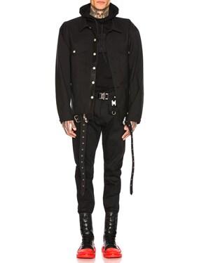 Mackintosh Oversized Denim Jacket