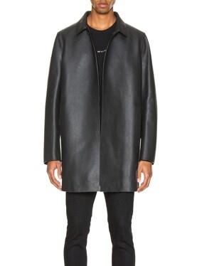 Leather Coats