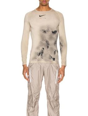 Nike Long Sleeve Treated Tee