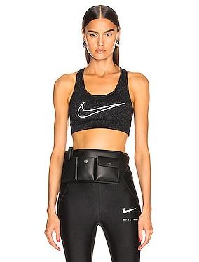 x Nike Classic Glitter Sport Bra