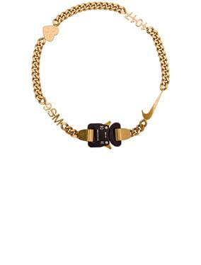Hero Charm Necklace