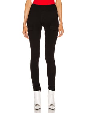 Velcro Tab Leggings