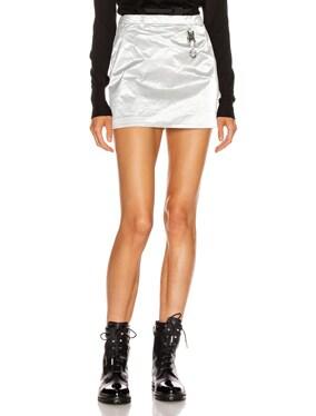 Lighttech Mini Skirt