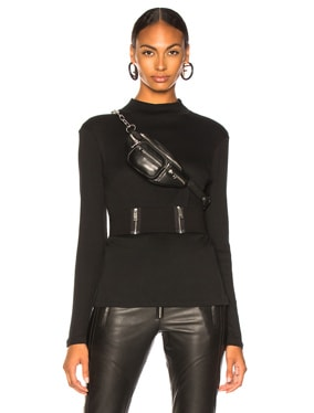 Long Sleeve with Belt