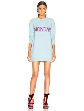 Monday Crewneck Sweater Dress