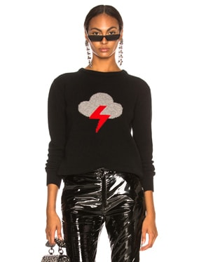 Thunderstorm Crewneck Sweater