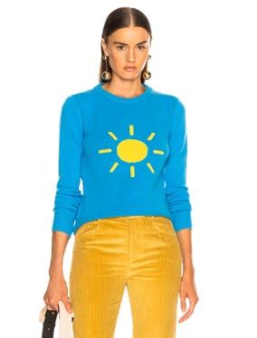 Sunshine Crewneck Sweater