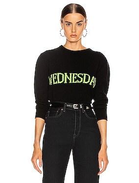 Wednesday Sweater