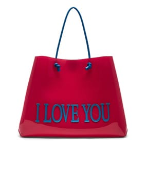 I Love You Large Tote