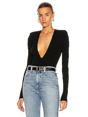 Long Sleeve Jersey Bodysuit