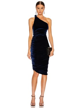 Celeste Velvet Dress