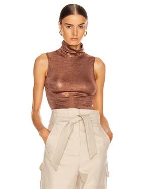 Bevy Metallic Bodysuit