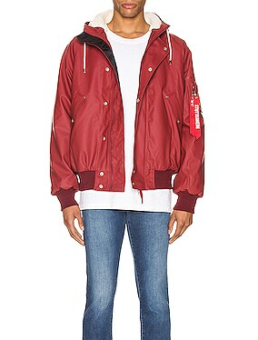 x Stutterheim N2-B Jacket