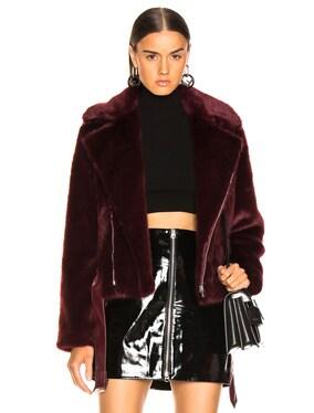 Faux Fur Shura Jacket