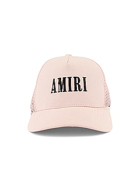 AMIRI Core Trucker Hat