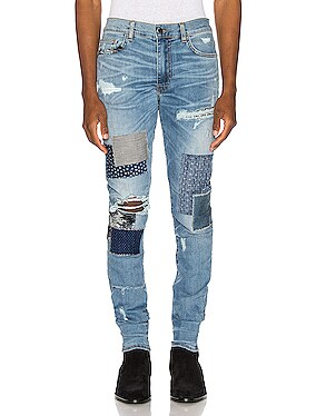 Japanese Repair Jean