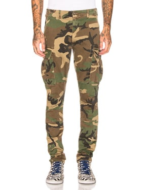 Stack Cargo Pants