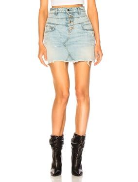 Double Waist Skirt