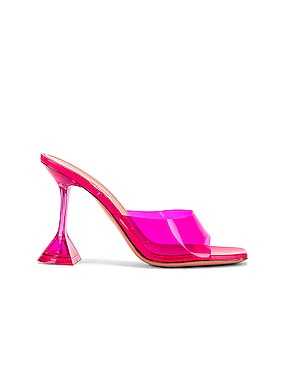 Lupita Glass Heel