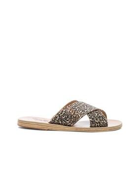 Satin Thais Sandals
