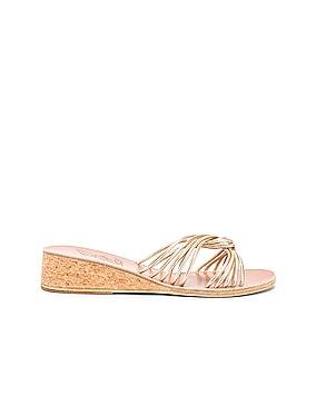 Xanthi Wedge Sandals