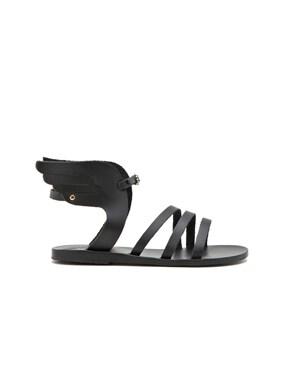 Ikaria Calfskin Leather Sandals