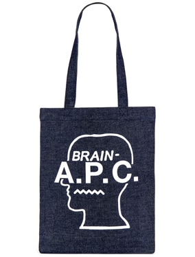 Brain Dead Tote Bag