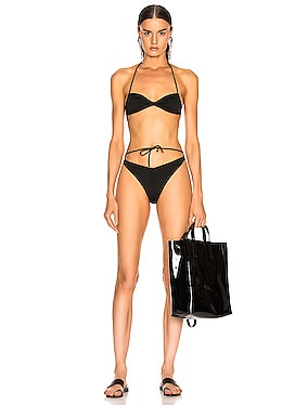 Tie Bikini Set