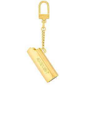 Logo Lighter Large Keychain