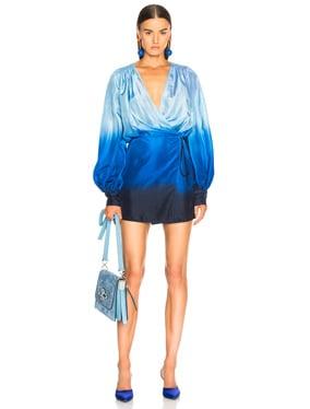 for FWRD Degrade Robe Dress