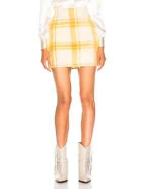B Line Mini Skirt