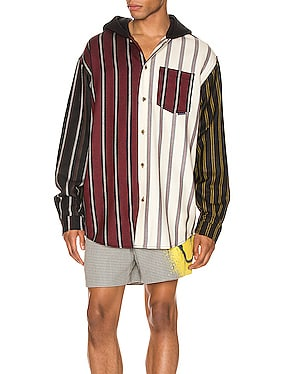 Locharron Shirt w/ Hood