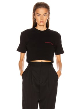 Chynatown Cropped Tee