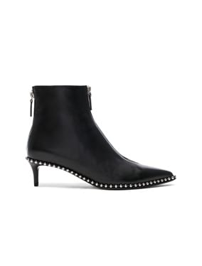 Leather Eri Low Boots