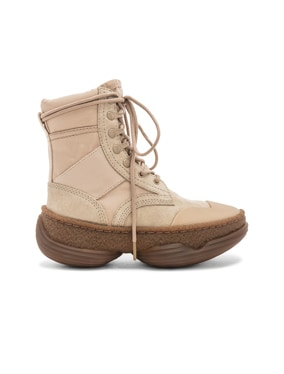 Suede A1 Combat Boot
