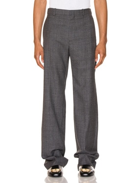 Prince of Wales Tailored Pants