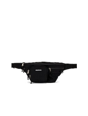 Explorer Multizip Belt Bag