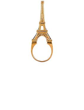 Eiffel Tower Ring