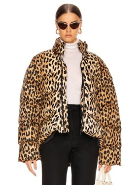 Leopard Swing Puffer