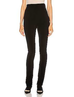Stretch Zip Pant