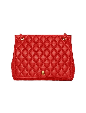 Large B Shoulder Bag