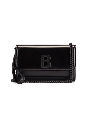 B Continental Chain Bag