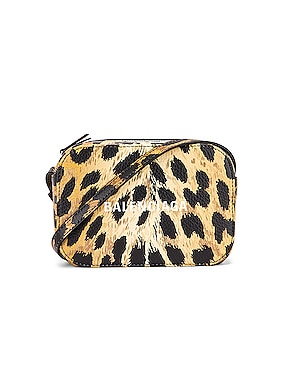 XS Leopard Everyday Camera Bag