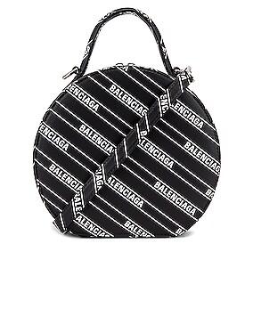 XS Logo Vanity Round Bag