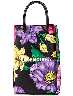 Floral Shop Phone Holder Bag