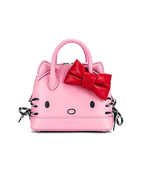 XXS Kitty Top Handle Bag