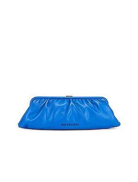 XL Cloud Clutch with Strap