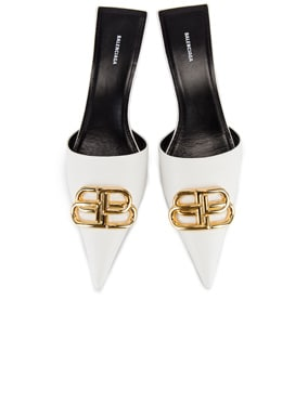 Square Knife BB Kitten Heels