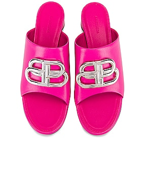 Oval BB Sandals